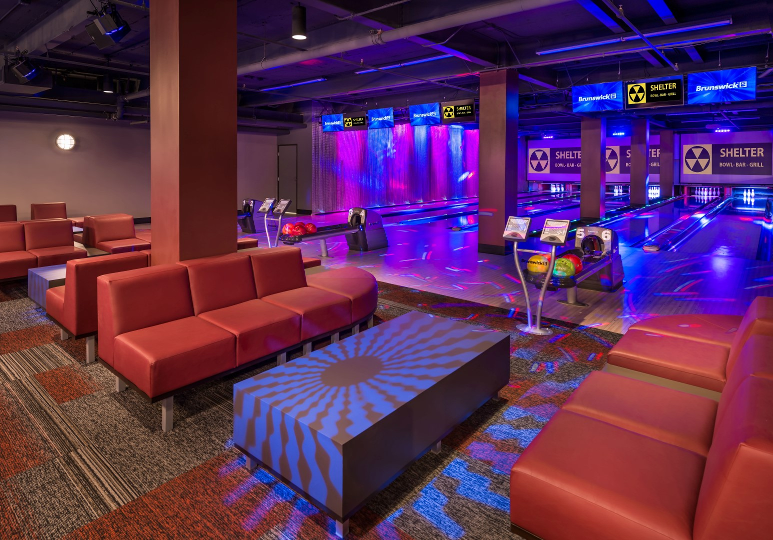 111 N Virginia - Shelter Bowl, Bar and Grill